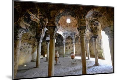 Arab baths, Banys Arabs, Palma, Majorca, Balearic Islands, Spain, Europe-Carlo Morucchio-Mounted Photographic Print