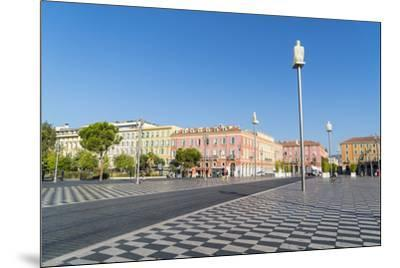 Place Messina, Nice, Alpes Maritimes, Cote d'Azur, Provence, France, Mediterranean, Europe-Fraser Hall-Mounted Photographic Print