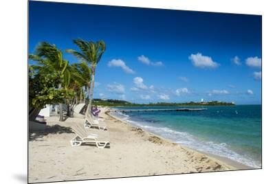 St. Martin, French territory, West Indies, Caribbean, Central America-Michael Runkel-Mounted Photographic Print
