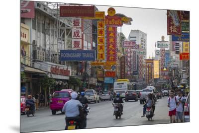 Chinatown, Bangkok, Thailand, Southeast Asia, Asia-Frank Fell-Mounted Photographic Print