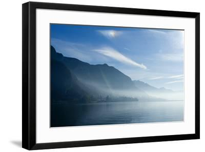 Lake Annecy, Savoie, France, Europe-Graham Lawrence-Framed Photographic Print
