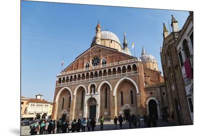 Saint Anthony Basilica in Padua, Veneto, Italy, Europe-Marco Brivio-Mounted Photographic Print