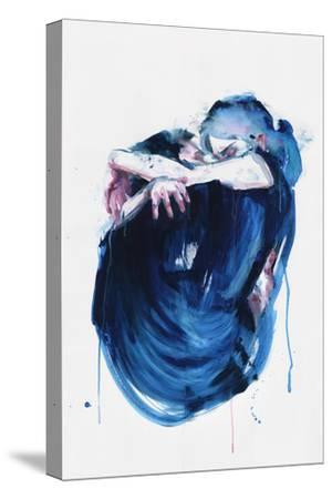The Noise of the Sea-Agnes Cecile-Stretched Canvas Print