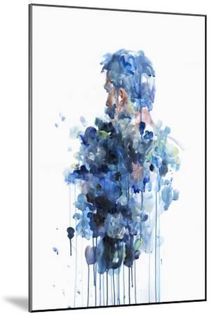 Evaporate-Agnes Cecile-Mounted Art Print