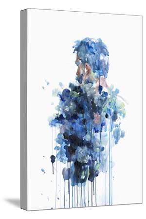 Evaporate-Agnes Cecile-Stretched Canvas Print