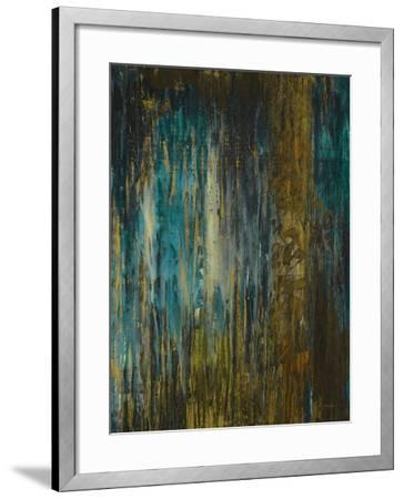 Asia Teal-Liz Jardine-Framed Art Print