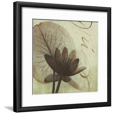 Verde Botanicals IV-Liz Jardine-Framed Art Print