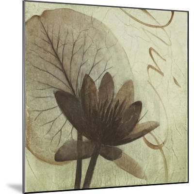 Verde Botanicals IV-Liz Jardine-Mounted Art Print