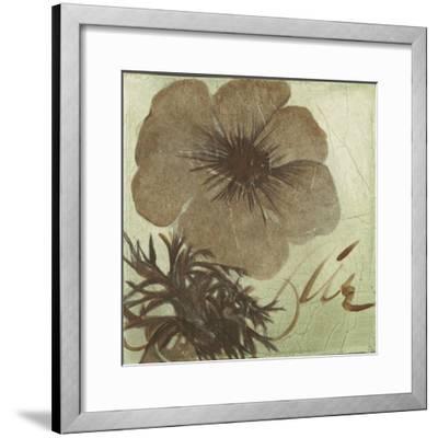 Verde Botanicals V-Liz Jardine-Framed Art Print