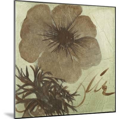 Verde Botanicals V-Liz Jardine-Mounted Art Print