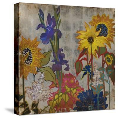 Garden of Earthly Delights-Liz Jardine-Stretched Canvas Print