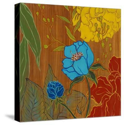 Primary Colors I-Liz Jardine-Stretched Canvas Print