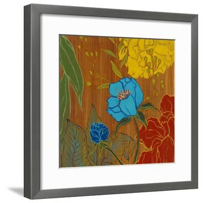 Primary Colors I-Liz Jardine-Framed Art Print