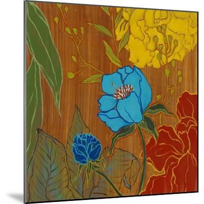 Primary Colors I-Liz Jardine-Mounted Art Print