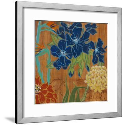 Primary Colors II-Liz Jardine-Framed Art Print