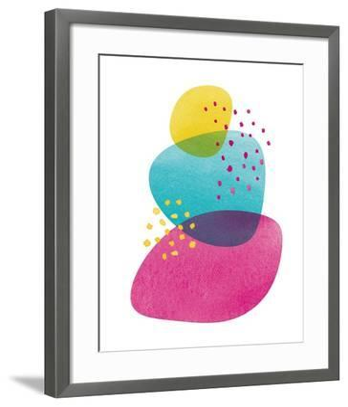 Balance IV-Moira Hershey-Framed Art Print