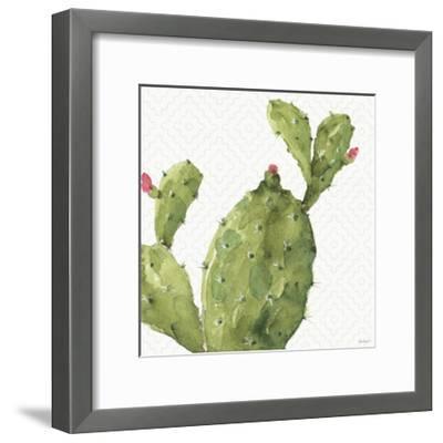 Mixed Greens XXXV-Lisa Audit-Framed Art Print