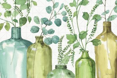 Mixed Greens L-Lisa Audit-Framed Art Print
