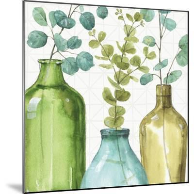 Mixed Greens LVI-Lisa Audit-Mounted Art Print