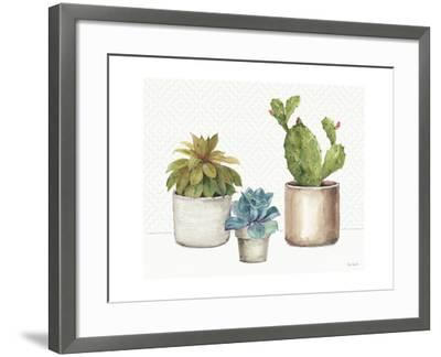 Mixed Greens XLVI-Lisa Audit-Framed Art Print