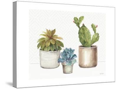 Mixed Greens XLVI-Lisa Audit-Stretched Canvas Print