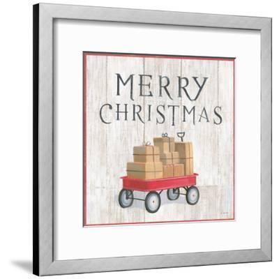 Christmas Affinity XII-James Wiens-Framed Art Print