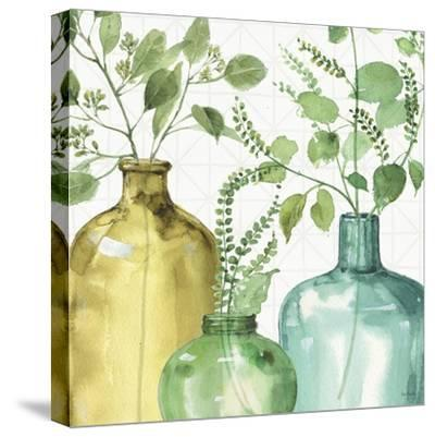 Mixed Greens LV-Lisa Audit-Stretched Canvas Print