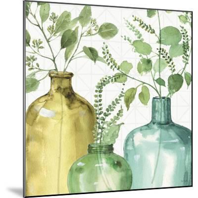 Mixed Greens LV-Lisa Audit-Mounted Art Print