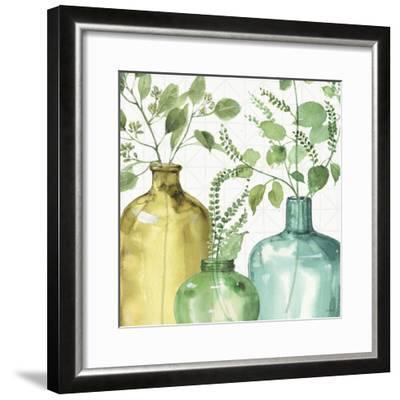 Mixed Greens LV-Lisa Audit-Framed Art Print