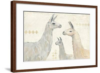 Llama Land IV-Avery Tillmon-Framed Art Print