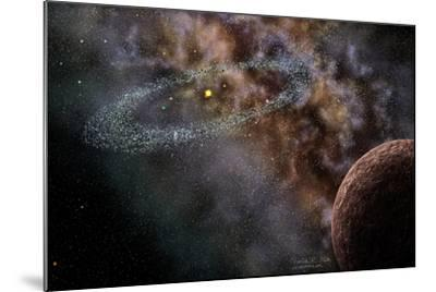 Planet X--Mounted Photographic Print