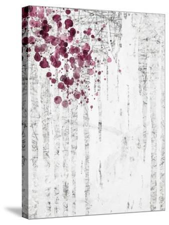 Dripping Roses-PI Studio-Stretched Canvas Print