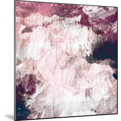 Abstract Roses-PI Studio-Mounted Art Print