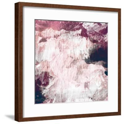 Abstract Roses-PI Studio-Framed Art Print