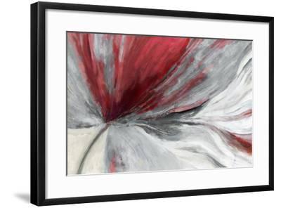 Traced Red Version-PI Studio-Framed Art Print