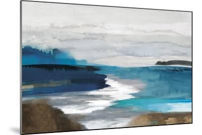 Misty River-PI Studio-Mounted Art Print