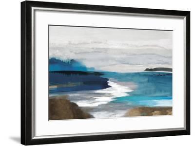 Misty River-PI Studio-Framed Art Print
