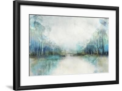 Subtle Horizon-PI Studio-Framed Art Print