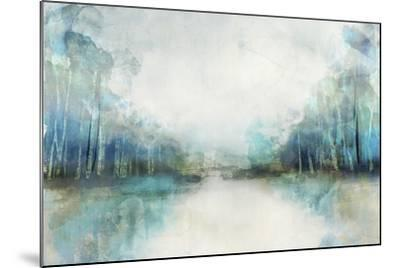 Subtle Horizon-PI Studio-Mounted Art Print