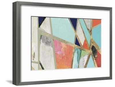 Warm Geometric II-PI Studio-Framed Premium Giclee Print