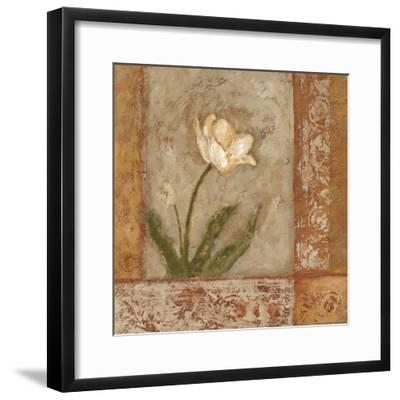 Morning Floral I-Bagnato Judi-Framed Art Print