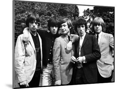 Rolling Stones, 1964-Associated Newspapers-Mounted Photo