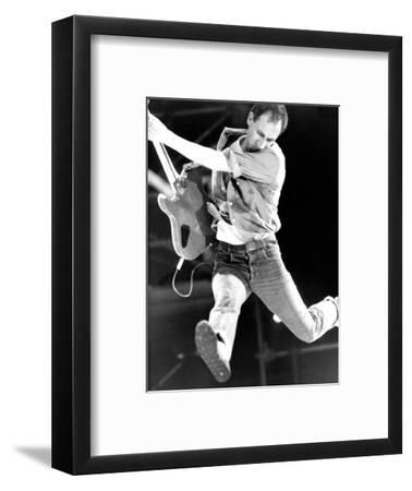 Pete Townshend of the Who-Associated Newspapers-Framed Photo