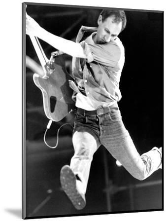 Pete Townshend of the Who-Associated Newspapers-Mounted Photo