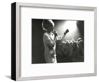 Dusty Springfield in the Light-Associated Newspapers-Framed Photo