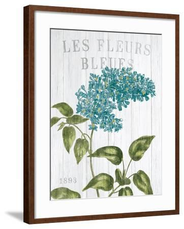 Fleuriste Paris V-Wild Apple Portfolio-Framed Art Print