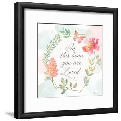 Watercolorful VII-Beth Grove-Framed Art Print