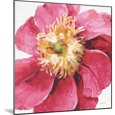 Pink Garden VI-Lisa Audit-Mounted Art Print