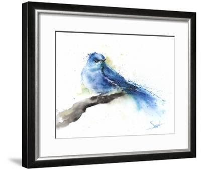 Bluebird-Eric Sweet-Framed Art Print