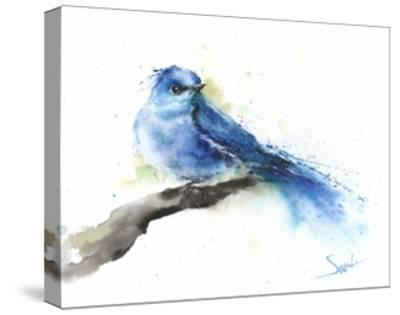 Bluebird-Eric Sweet-Stretched Canvas Print